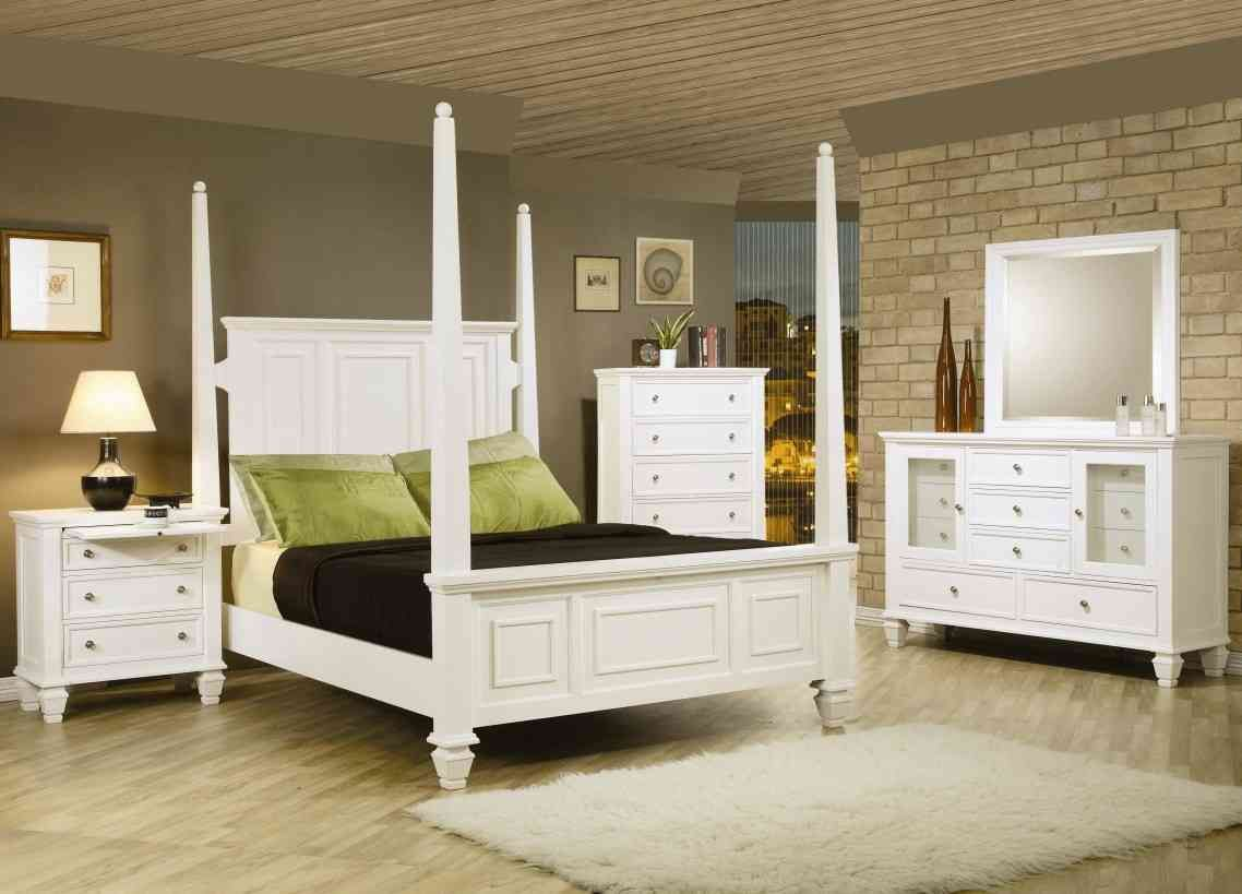 White Bedroom Furniture Sets For Adults With Images White