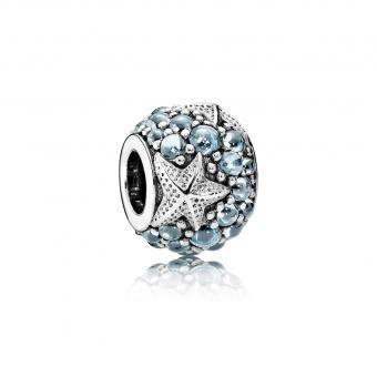 Charm Étoile des Océans Pandora 791905CZF - Lookeor   Bracelet ...