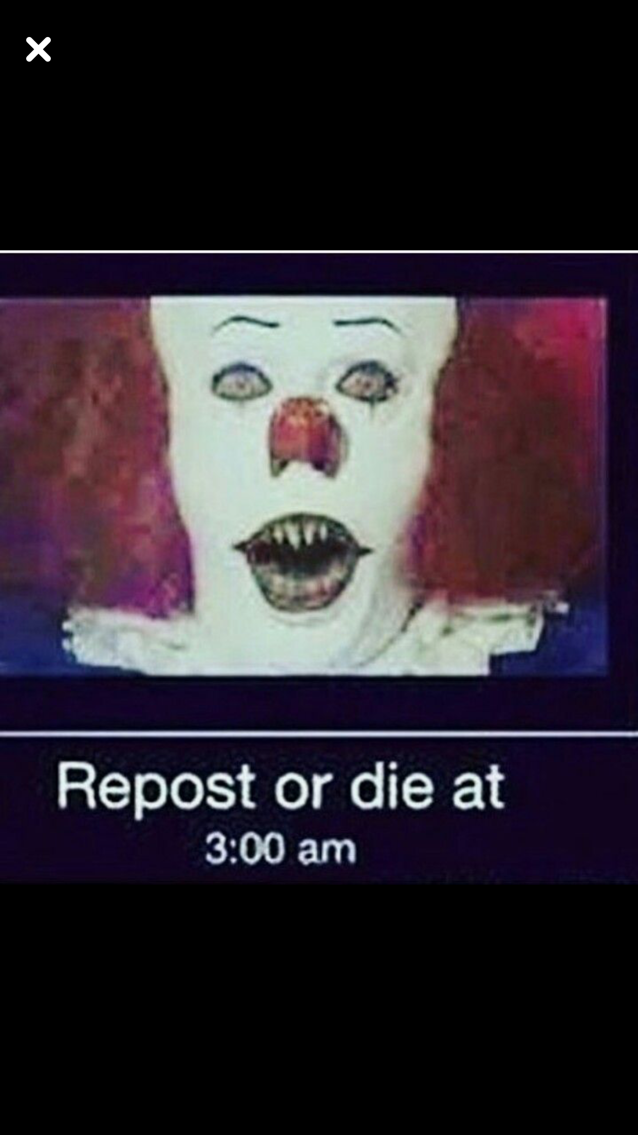 But Its Just Pennywise