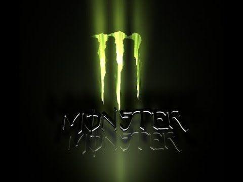 Youtube Monster Pictures Energy Logo Monster Energy