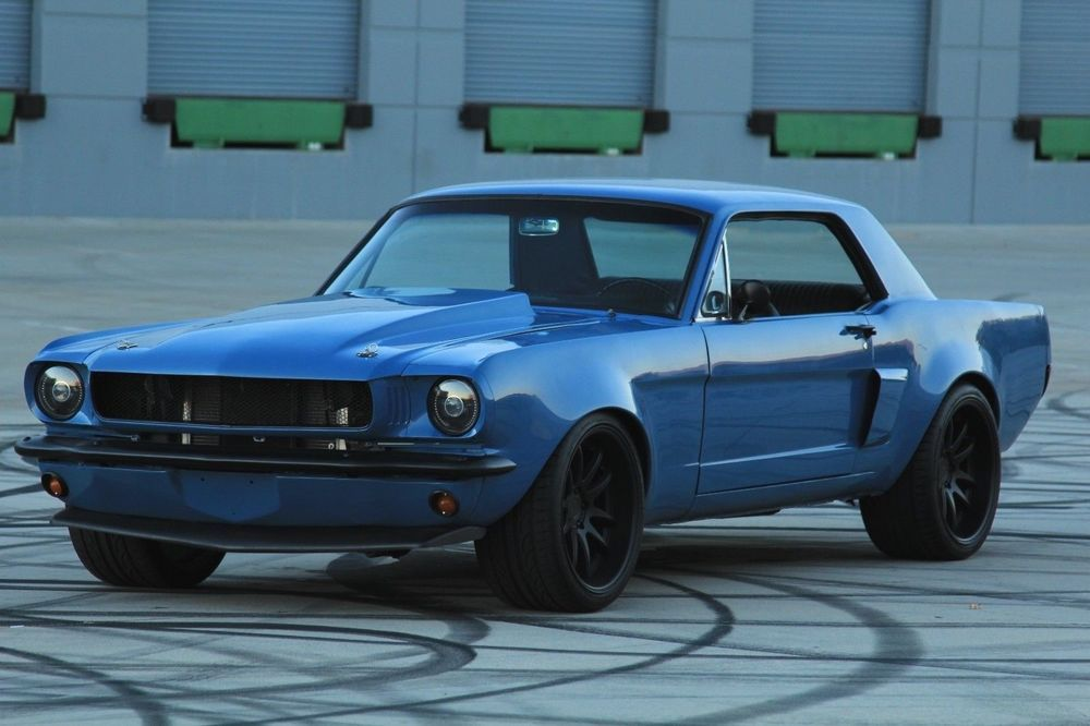 Ebay 1965 Ford Mustang Widebody Pro Touring Show Car 1965 Mustang