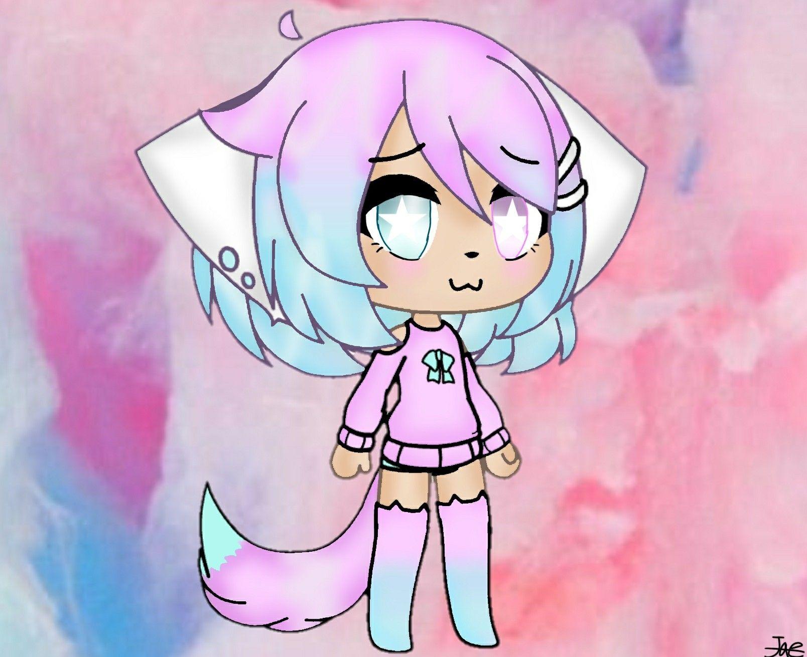 Pin by Courtney Farmer on EVEE Cute anime chibi, Kawaii