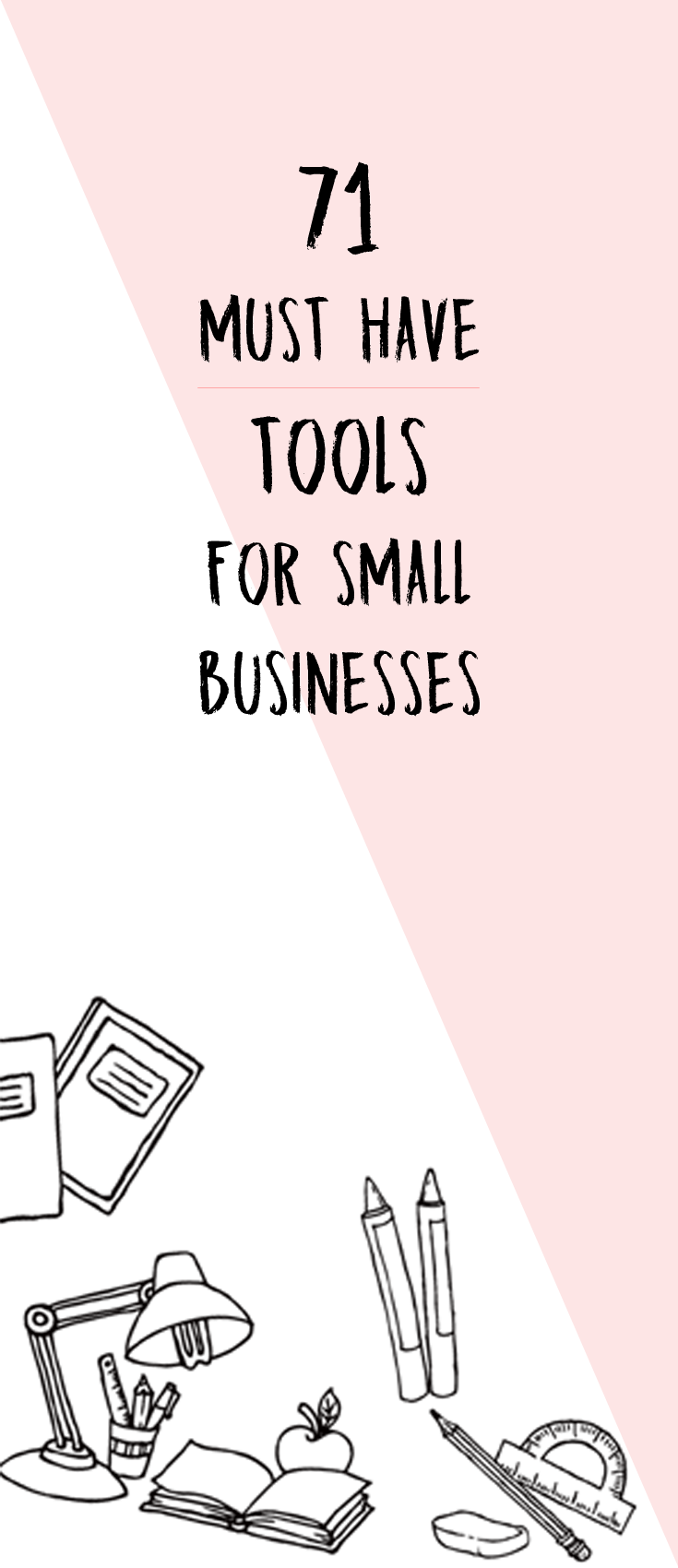 71 MustHave Tools for Small Businesses The Exact Business Tools I Used To Grow My Business A list of website marketing time management social media and financial tools yo...
