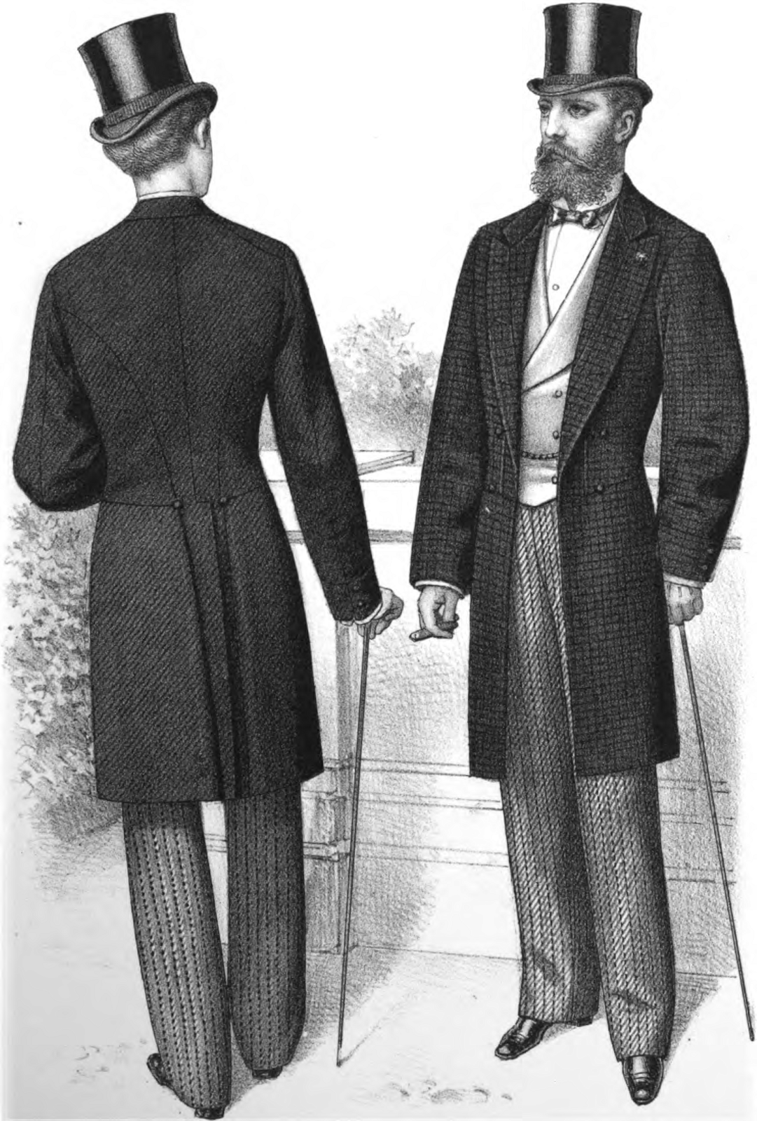 A Brief History Of Men 39 S Style Articles Of Style