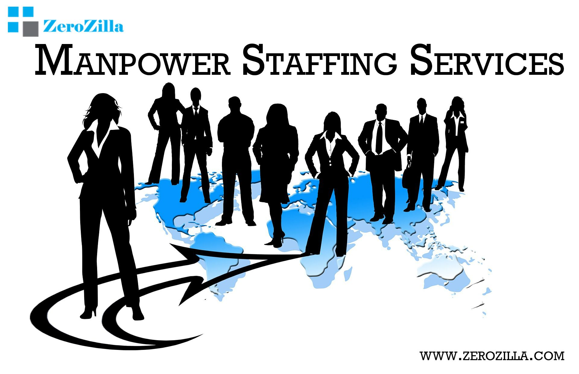 Manpower Staffing services | Contract Staffing | Permanent staffing | Temporary Staffing  Website : www.zerozilla.in Call : +91 - 8904742388