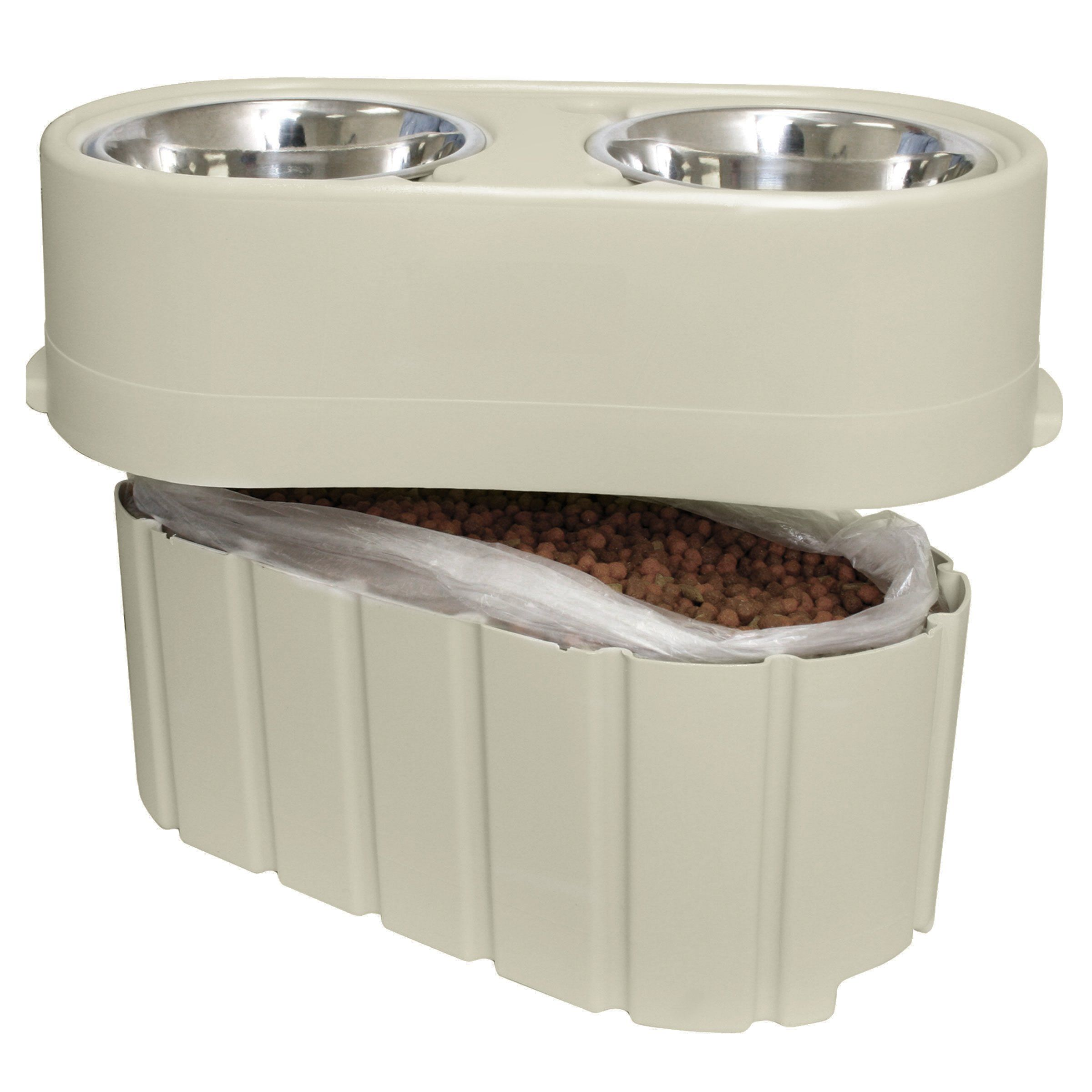 Ourpets Storenfeed Adjustable Feeder Read More At The Image