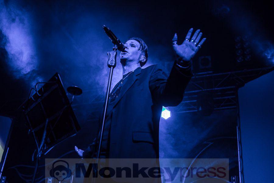 BLUTENGEL - Köln Live Music Hall (07.05.2017) [Konzertberichte]  Monkeypress.de