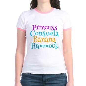 epic love   tv and movie shop  princess consuela t  you can call me princess consuela banana hammock just like phoebe u0027s nickname on friends   24 that u0027s mrs  princess consuela banana hammock to you  phoebe      rh   pinterest
