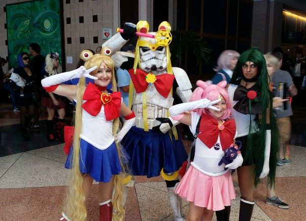 The Best Sailor Moon Costume EVER [Pic] & The Best Sailor Moon Costume EVER [Pic] | Sailor moon Sailor and Moon