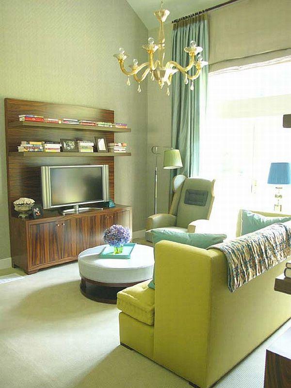 15 Green Living Room Design Ideas Green Living Room Decor Minimalist Living Room Blue And Green Living Room #yellow #and #green #living #room