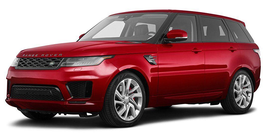 2018 Land Rover Range Rover Sport Dynamic V8 Supercharged Firenze Red Metallic Range Rover Range Rover Sport Review Range Rover Sport