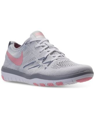 ebdd6b12d111 Nike Women s Free Focus Flyknit Training Sneakers from Finish Line ...