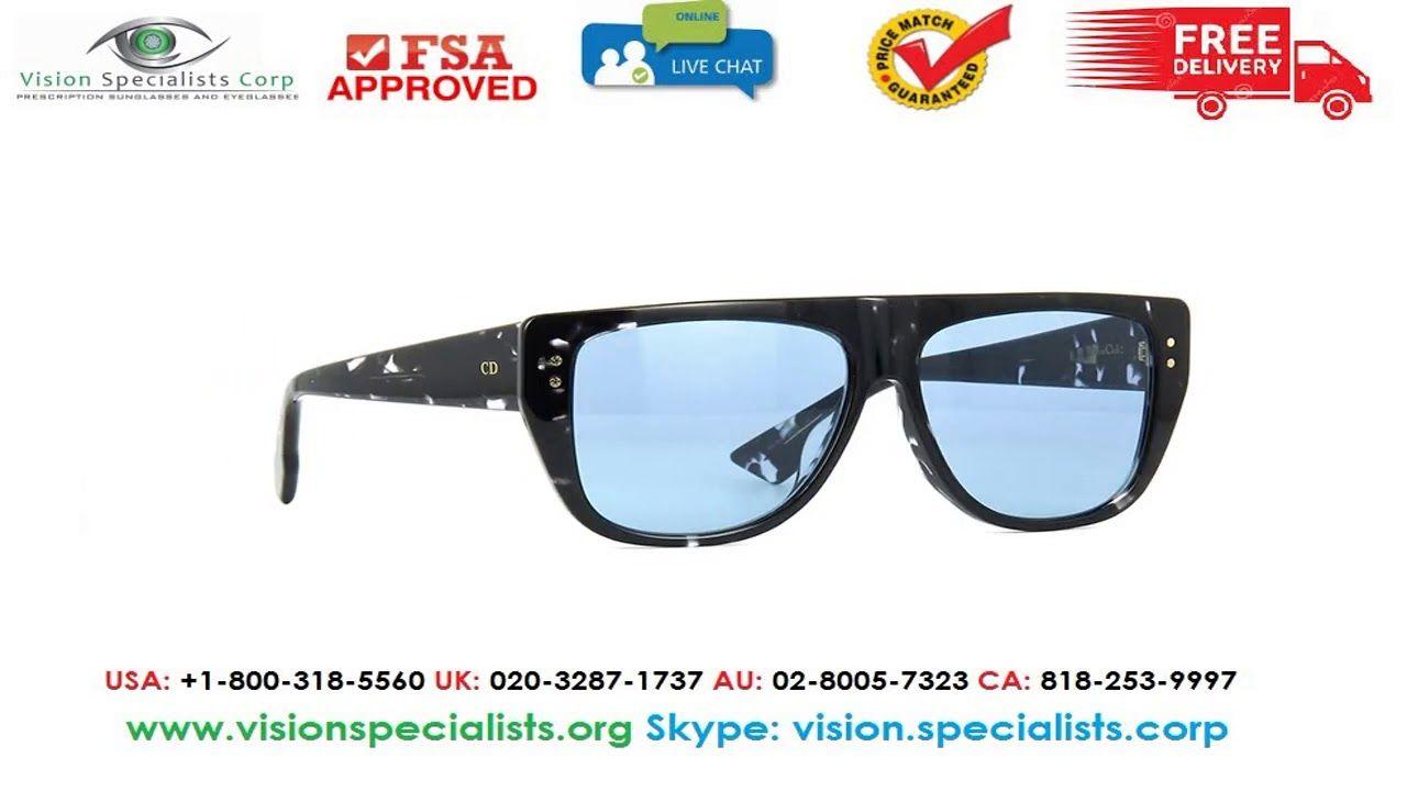 a18e3fa922 Dior Club 2 9WZKU Detachable Visor Sunglasses