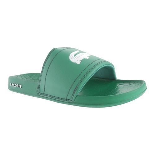 fdee87053 Men s Lacoste Frasier Slide Sandal Synthetic Slide Sandals