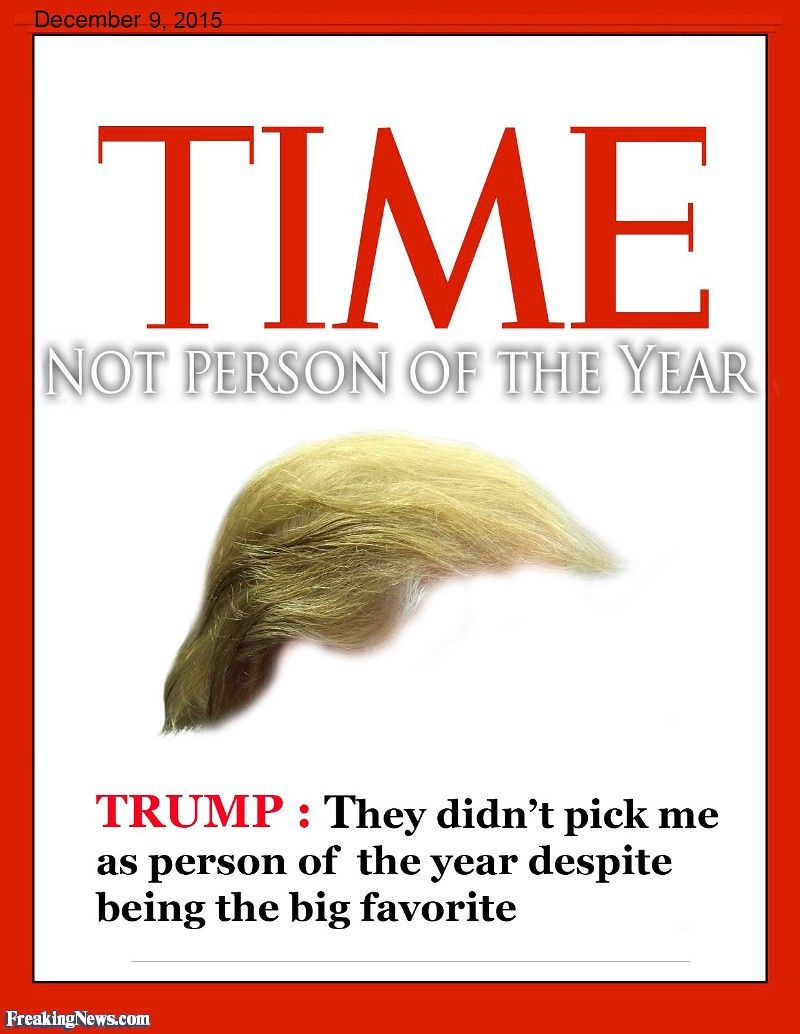 Image result for trump funny time magazine