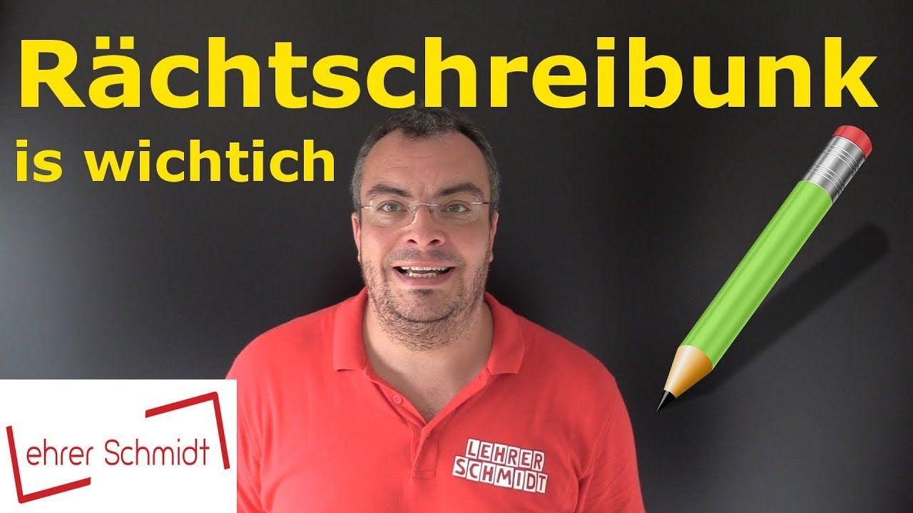 Warum Rechtschreibung wichtig ist - Deutsch