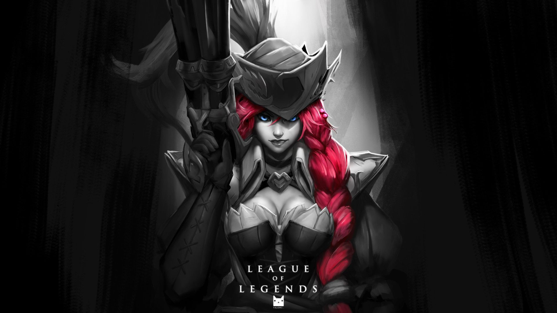 1920x1080 Miss Fortune Wallpaper Miss Fortune