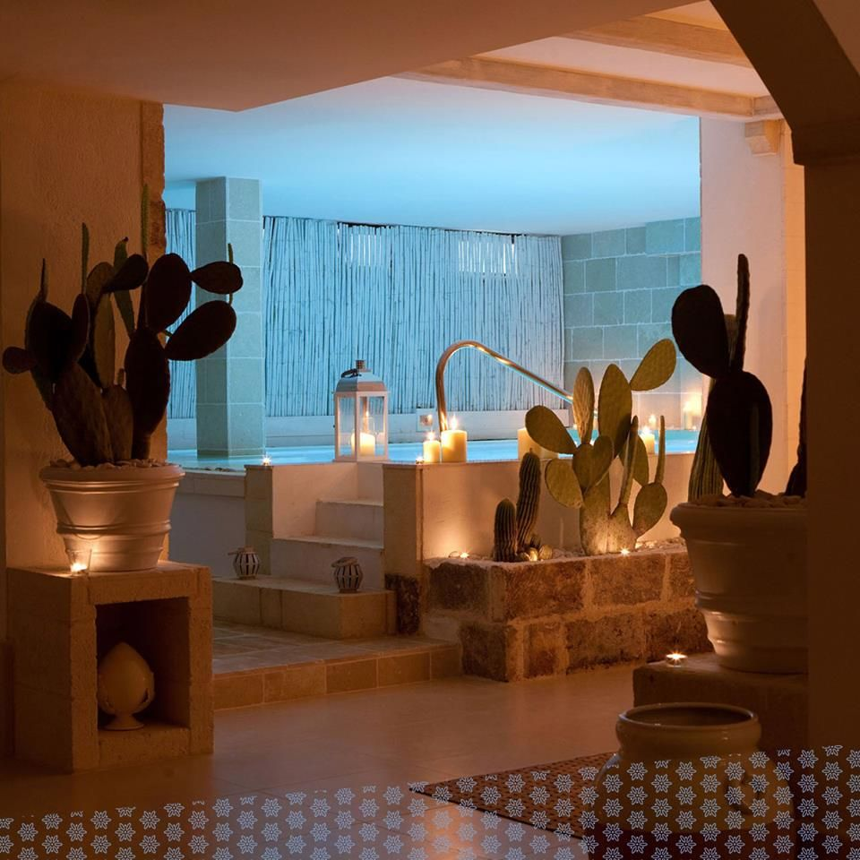 Relax yourself in our Wellness Centre AQUA SPA