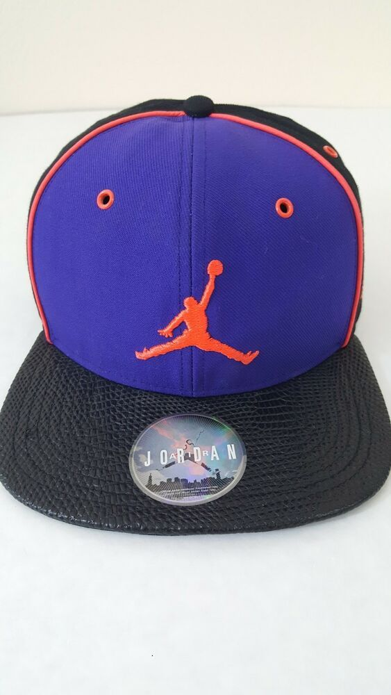 3493389fe88 Jordan Retro 2 Iron Purple Black Infrared Jumpman Snapback Hat Cap  fashion   clothing  shoes  accessories  mensaccessories  hats (ebay link)