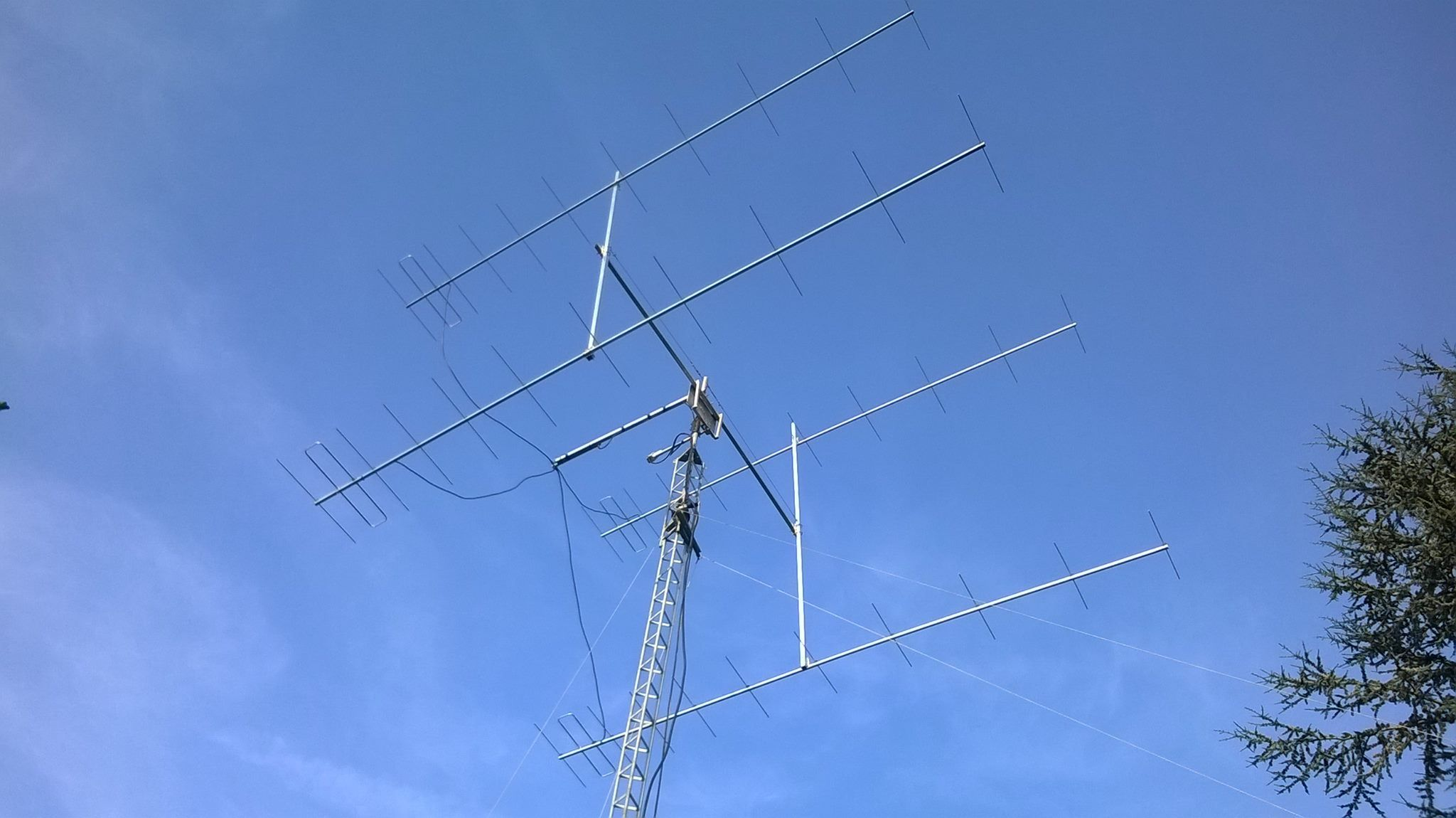 G0ksc Simple To Build High Performance Yagi And Quad Antennas Antenna Home Of The Lfa Free Designs For Ham Radio