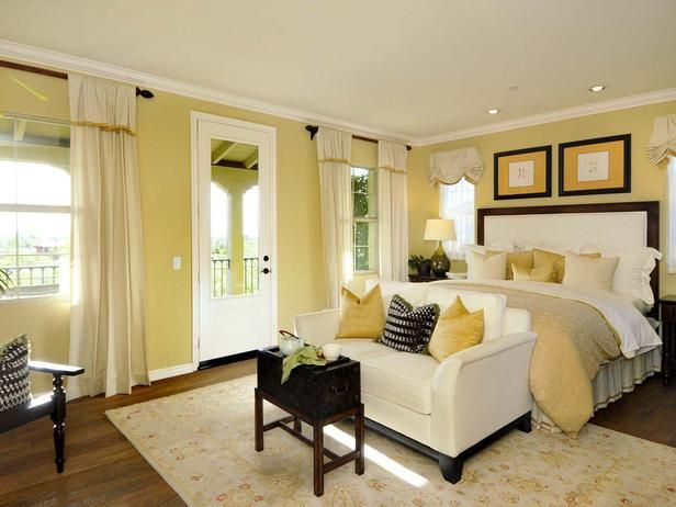 Classic Bedroom Classy Character And Light Airy Colors Fill The