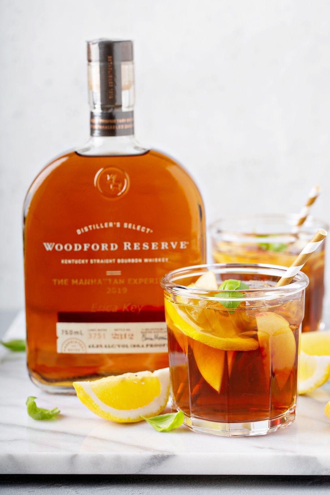 Recipe Bourbon Peach Tea Smash Drinks Alcohol Recipes Alcohol Recipes Bourbon Drinks