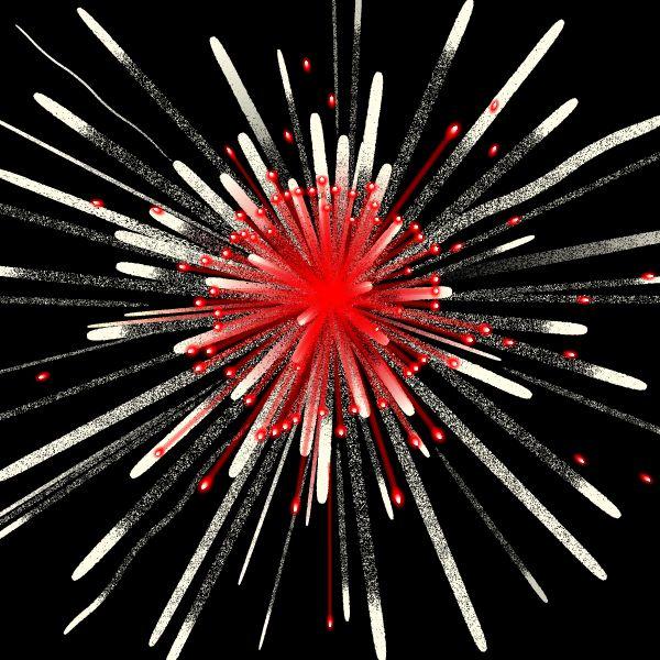 How To Create Fireworks Using Adobe Illustrator
