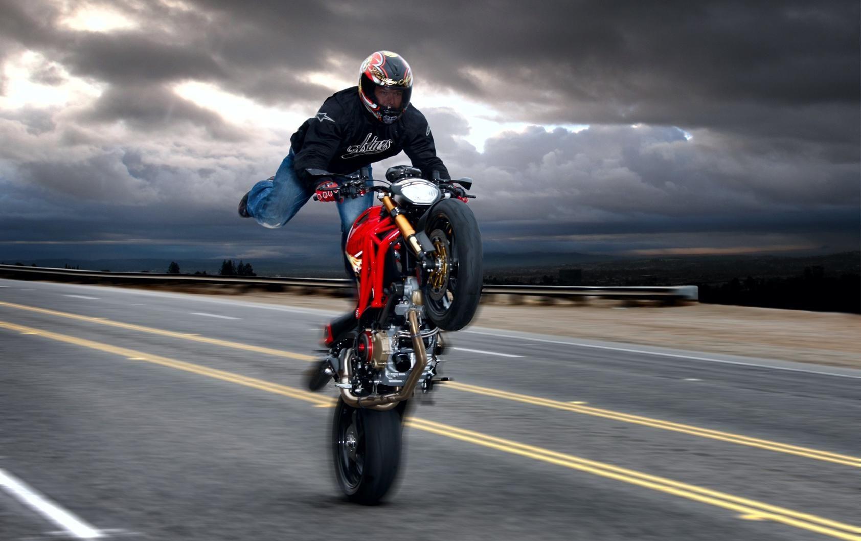 Bike 13 Ducati Monster Ducati Racing Bikes