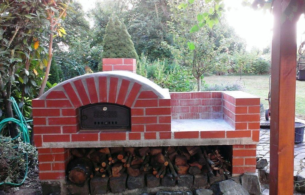 Gewoelbeofen Holzbackofen Bausatz 60 X 90 Cm Pizzaofen