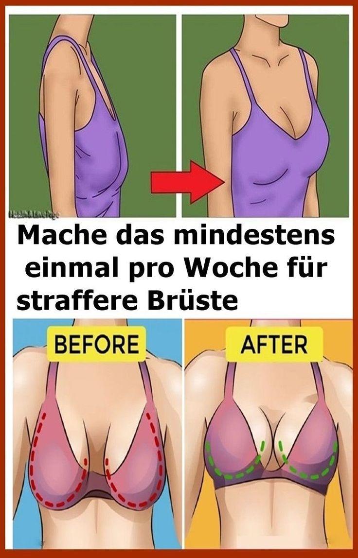 Tun Sie dies mindestens einmal pro Woche für engere Brüste   - Liefestyle - #Brüste #Dies #einmal #e...