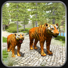 Tiger Simulator 2018 Animal Hunting Games best