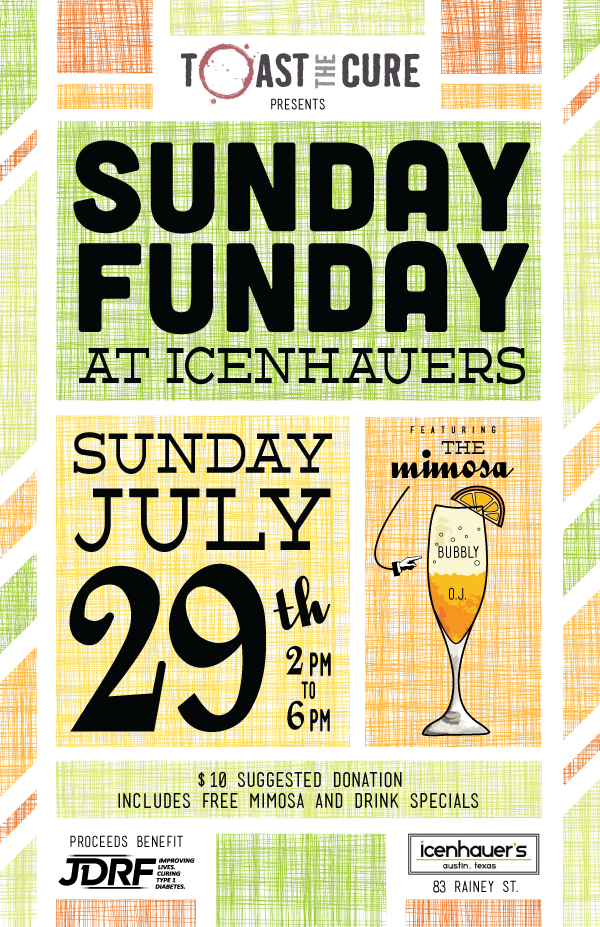 Pin By Sara Noble On You Are Cordially Invited Sunday Funday Drink Specials The Cure