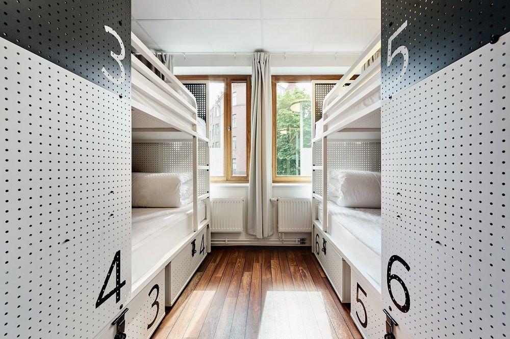 Generator Hostels is a budget friendly hospitality brand