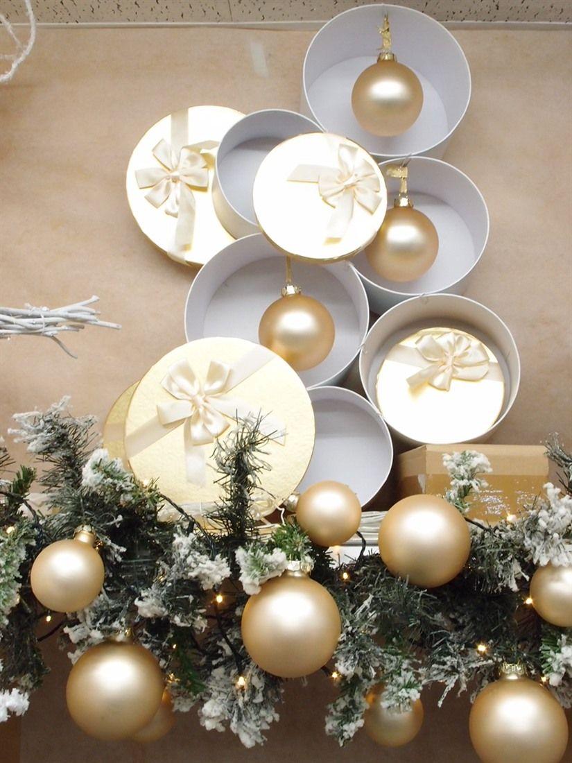 Accessori Natale.Scatole Di Cartone Per Costruire Un Albero Di Natale