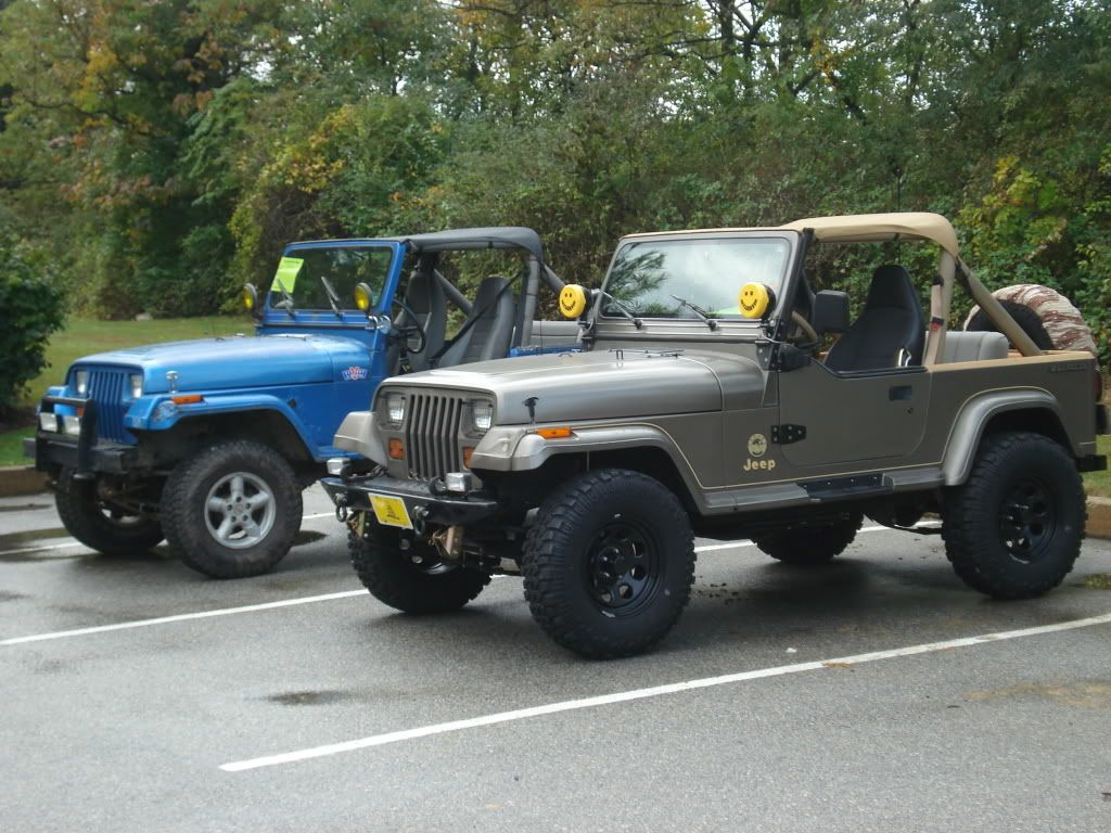 Jeep Wrangler Tj Sahara Carrier Delete Zone 4 25 Combo Lift
