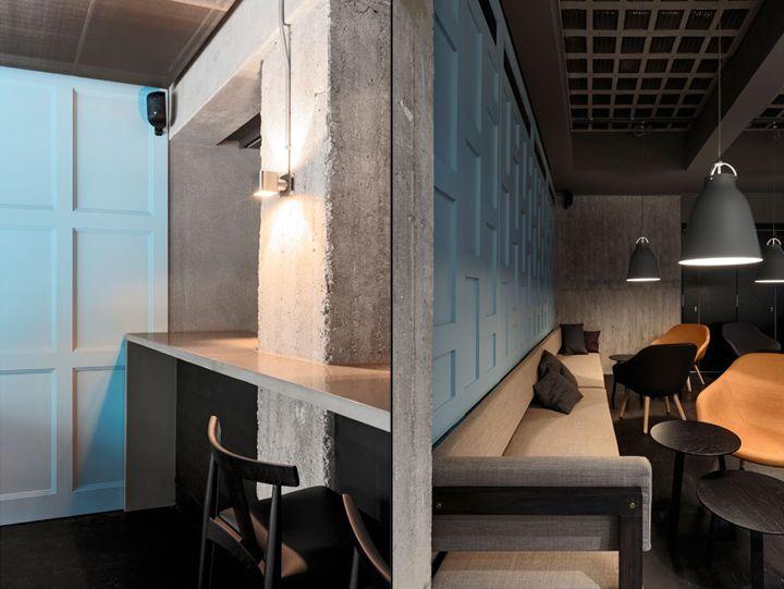 Farang restaurant by Futudesign, Stockholm restaurant