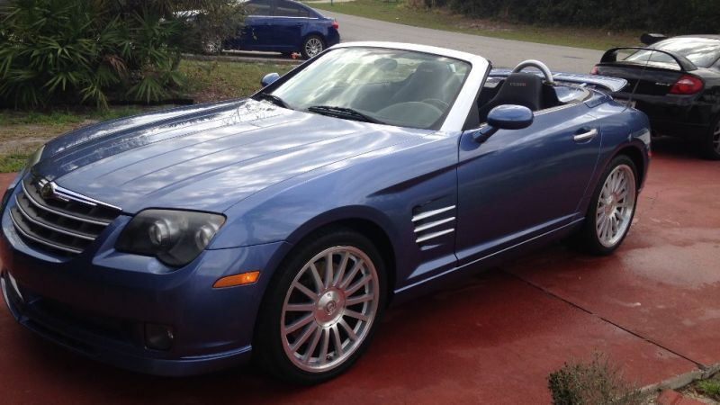 At 12 999 Could You Get Caught In This 2005 Chrysler Crossfire