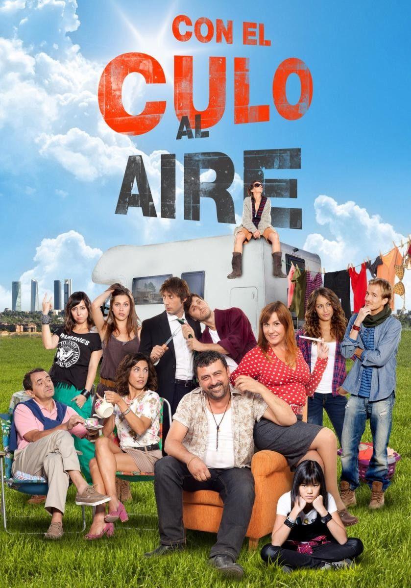 Con el culo al aire (Serie)