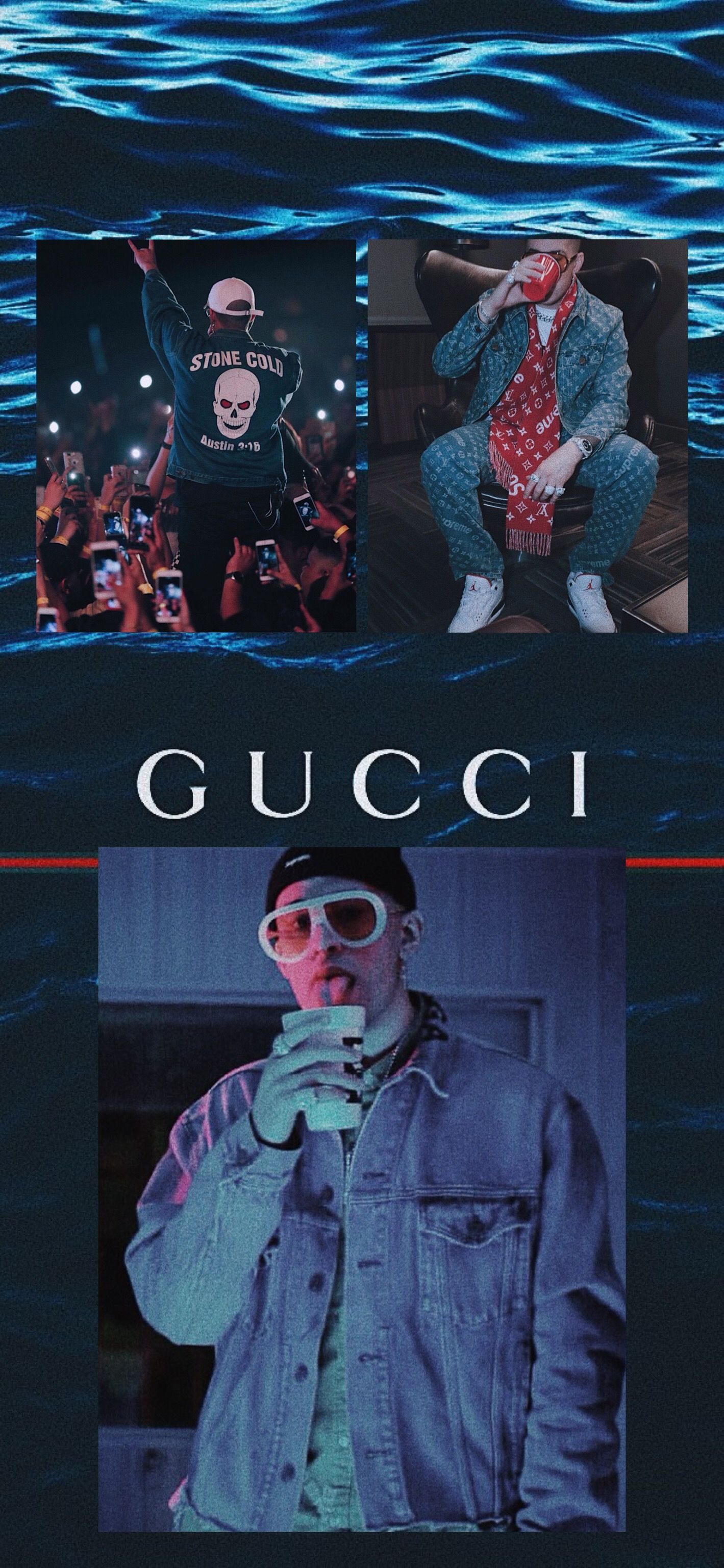 ᴘɪɴᴛᴇʀᴇsᴛ xxʙʀ33xx // bad bunny wallpaper Bunny wallpaper
