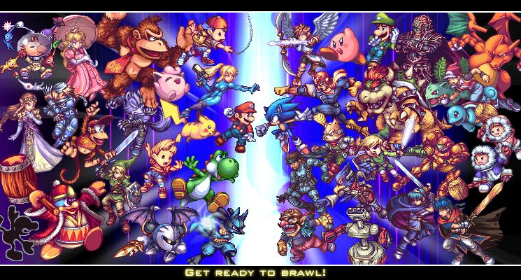 178af1e94df0b048d8f3361bf82f4f83 - How To Get Every Character In Super Smash Bros Brawl