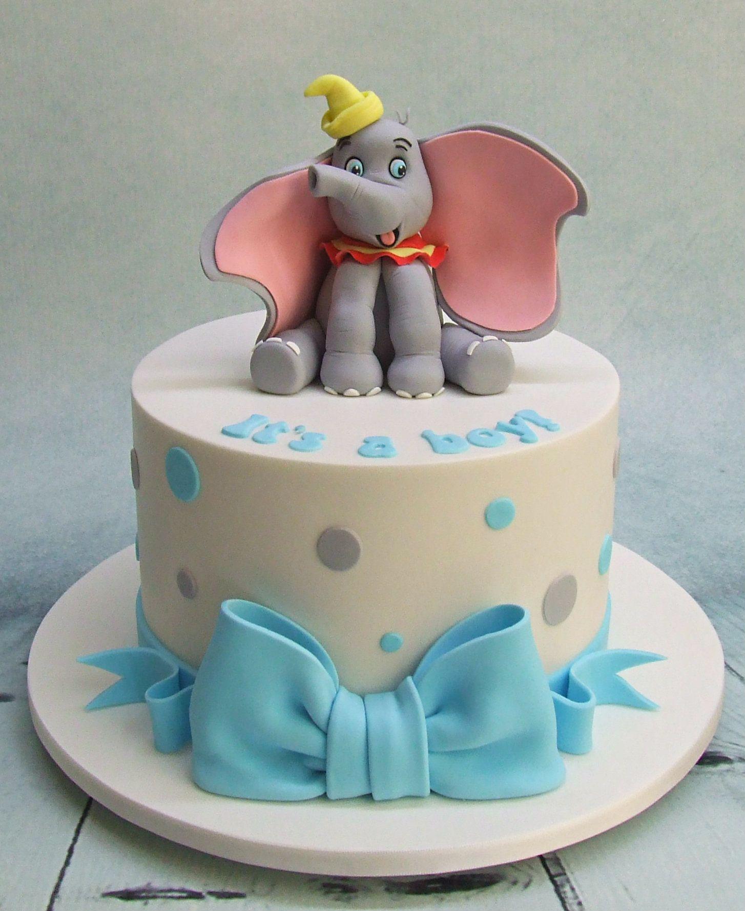 Dumbo Baby Shower Cake Dumbo Baby Shower Dumbo Baby Shower Theme Baby Shower Desserts