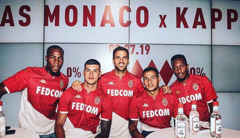 AS Monaco store, maglia AS Monaco 2019, maglie AS Monaco, Maglie ...