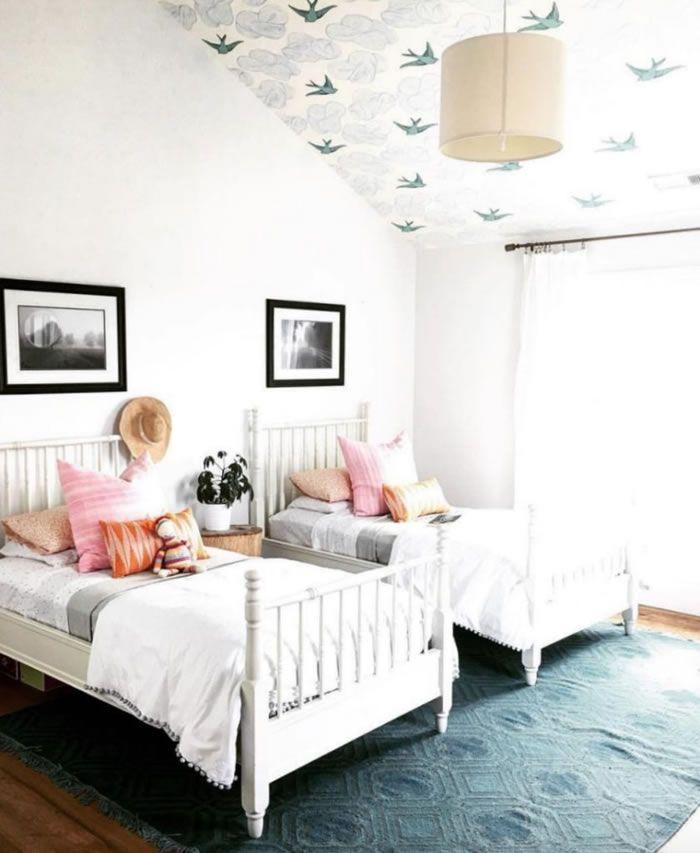 Casas Mansiones Rosario Conteras: 12 Ideas Para Una Habitación Infantil Compartida