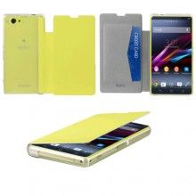 Sony Xperia Z1 Compact Made for Xperia Book Case Gelb  16,99 €