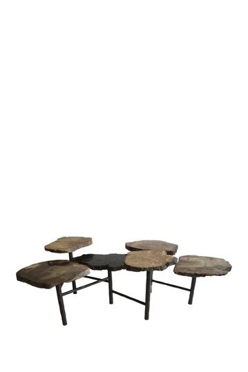 Good Form Multi Tiered Cocktail Table   Black By Mid Century Furniture  Classics On