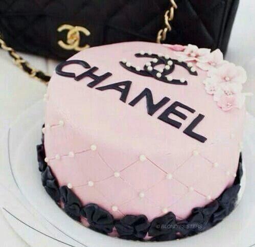 Chanel Kuchen Chanel Kuchen Chanel Torte Geburtstag Kuchen Madchen