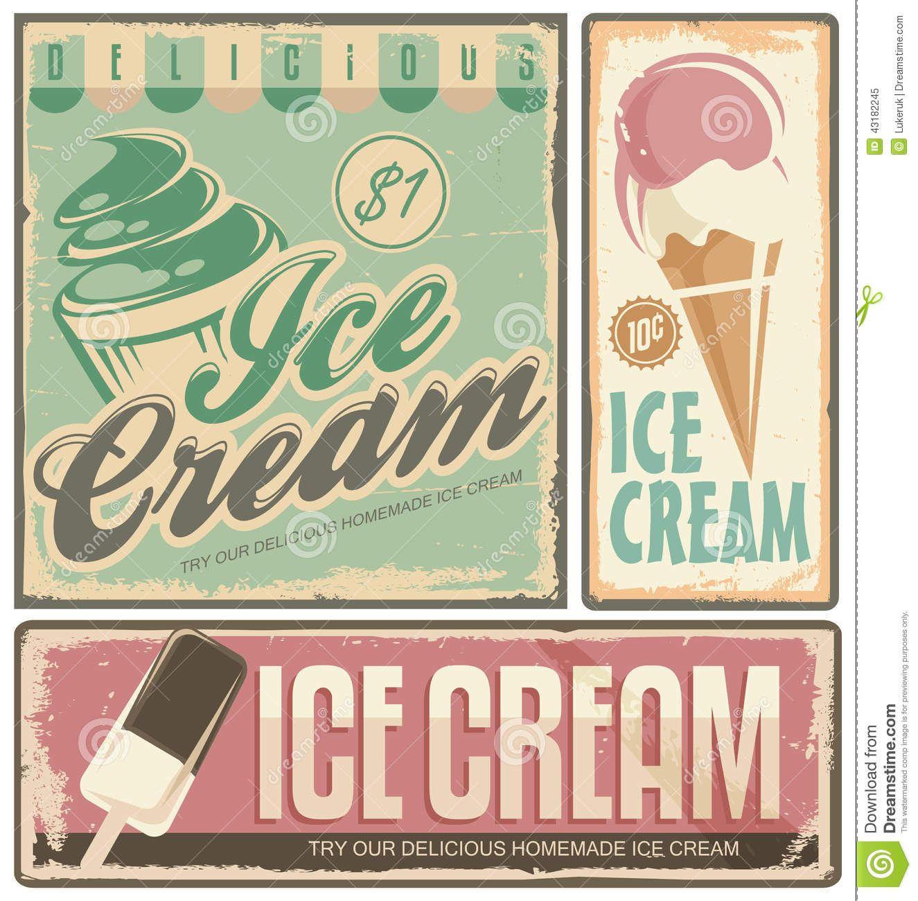 antique ice cream parlor