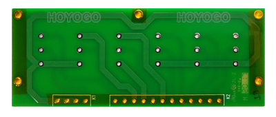 Hoyogo Pcb Layer 2l Base Material Fr 4 Tg130 Board Thickness 1 6mm Final Copper Thickness 1oz Unit Size Mm 53 137 Surface Finished Hasl Le