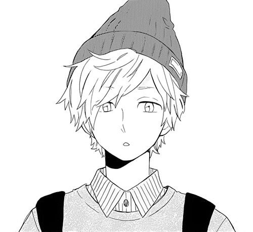 Anime Boy And Black And White Image Anime Sketch Manga Drawing Anime Boy Sketch