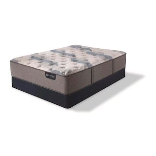 Serta Icomfort Hybrid Blue Fusion 200 Plush Twin Xl Mattress With